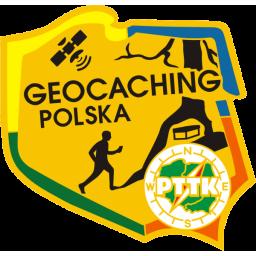 Odznaka PTTK Geocaching Polska popularna